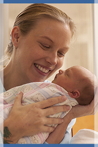 Our goal is to help you and your baby thrive every step of the way.